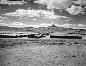 Heart Mountain relocation camp